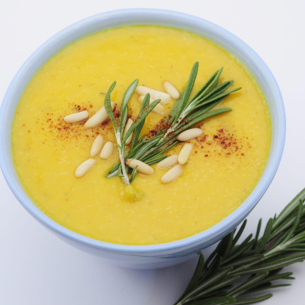 Roasted Butternut Squash Soup Recipe - Vegan Family Recipes