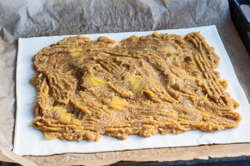 Pumpkin Hazelnut Strudel Filling Recipe - Vegan Family Recipes