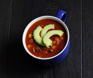 Vegan Chili Recipe with Tempeh - Vegan Family Recipes