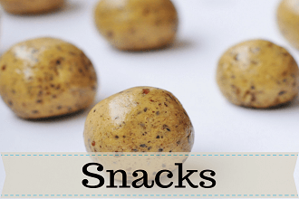 Vegan Snack Recipes