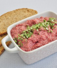 Summer Beet Dip Recipe