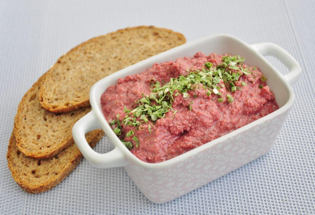 Za'Atar-Spiced Beet Dip Recipes — Dishmaps