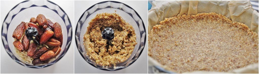 No bake tart pie crust recipe - Vegan Family Recipes