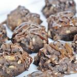 Chocolate Protein Powder Cookies - Vegan Family Recipes