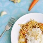 Peanut Sauce Stir Fry with Tempeh Recipe - Vegan Family Recipes