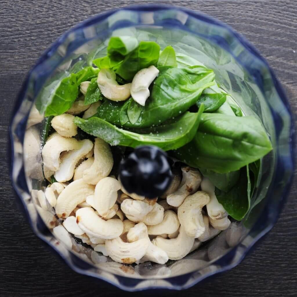Vegan Basil Pesto - Vegan Family Recipes
