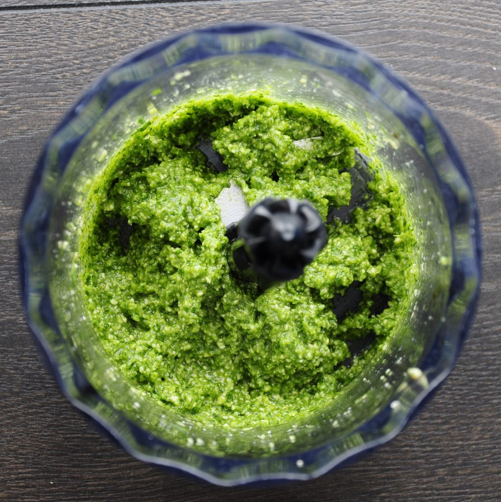 Easy Basil Pesto Recipe - Vegan Family Recipes