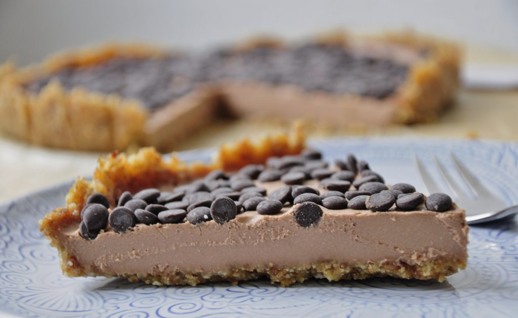 Vegan Chocolate tart Recipe - Vegan Family Recipes