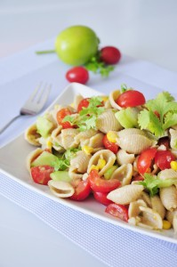Vegan Pasta Salad Recipe - Vegan Family Recipes