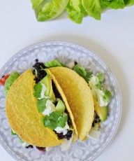 Lentil taco recipe - Vegan Family Recipes