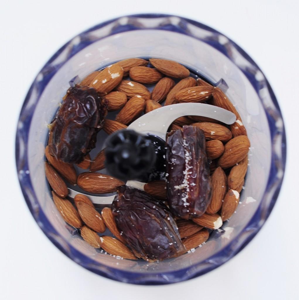 Almond Crust ingredients Recipe - Vegan Family Recipes