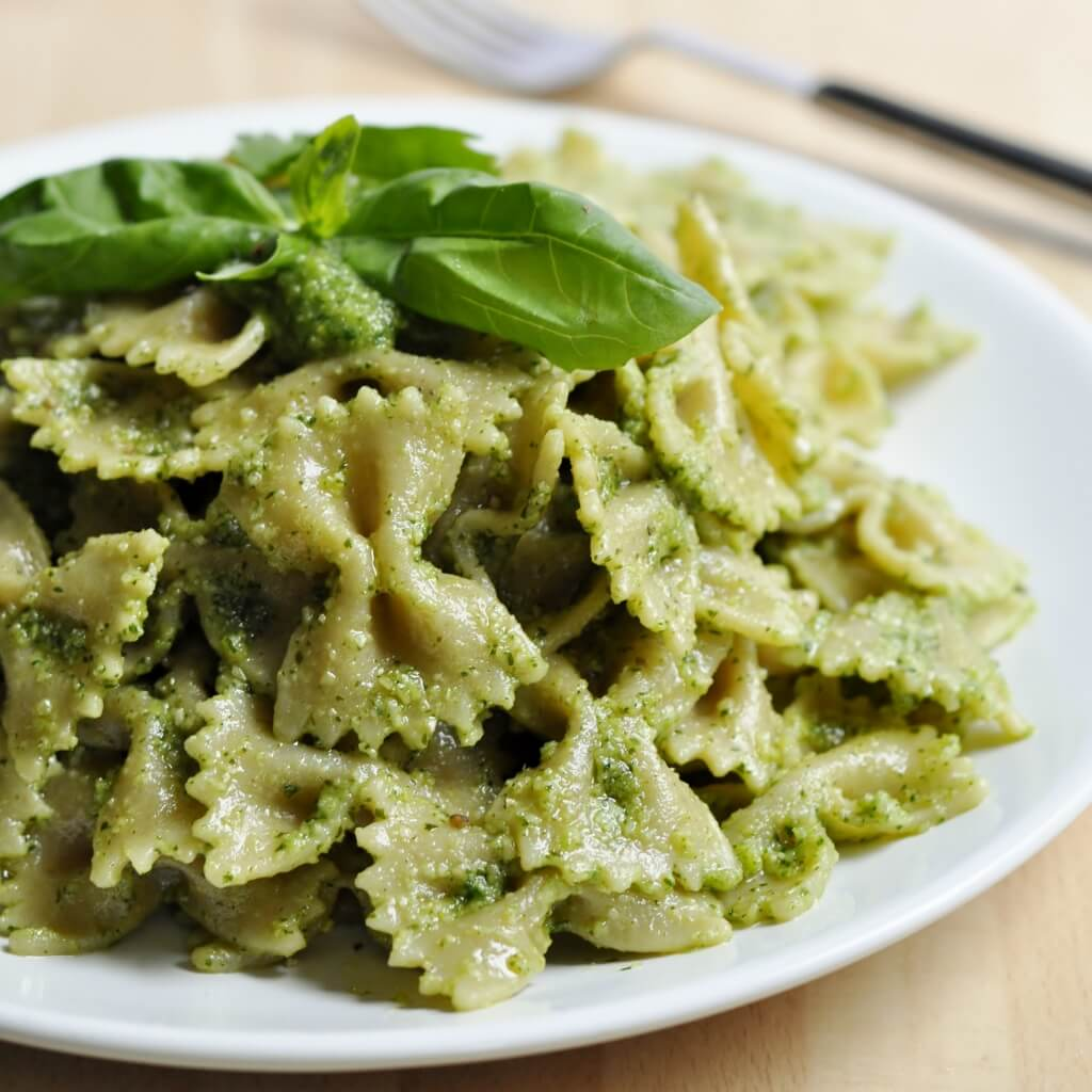 Foods You Can Make With Basil