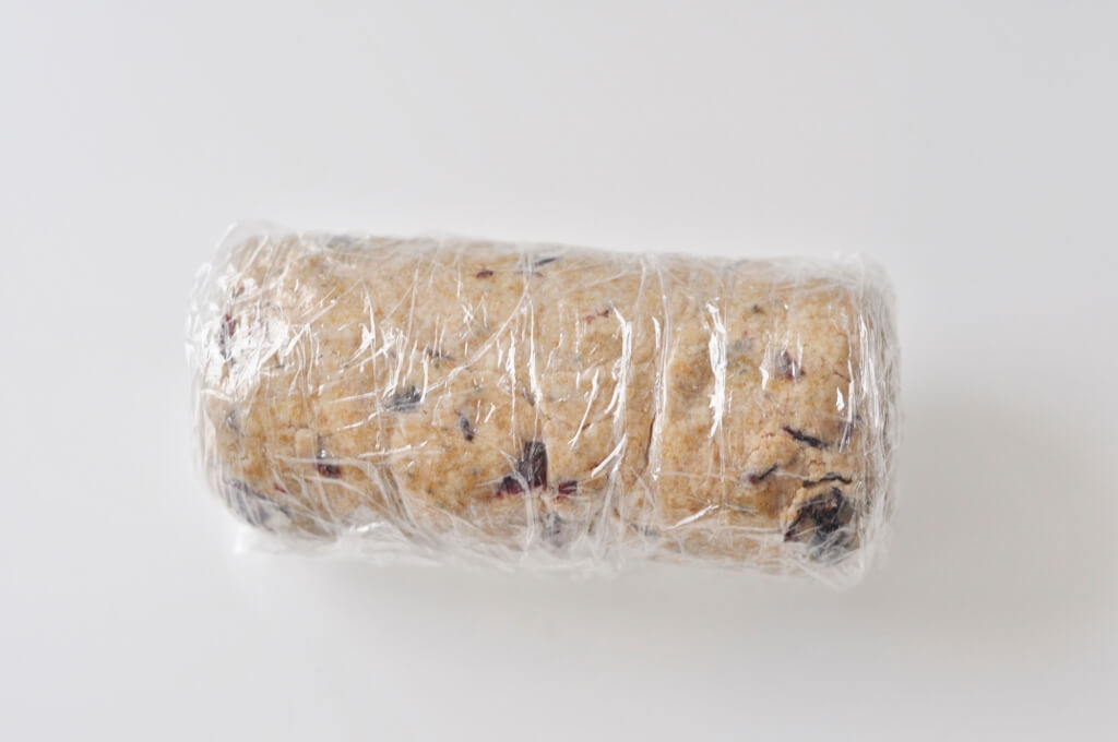 Cookie log to cut dough into circles round