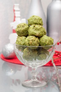 Vegan and Gluten-free Spinach Balls Recipe - Vegan Family Recipes