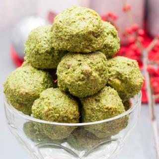 Vegan Spinach Balls