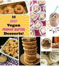 Vegan peanut Butter Desserts Recipe - Vegan Family Recipes