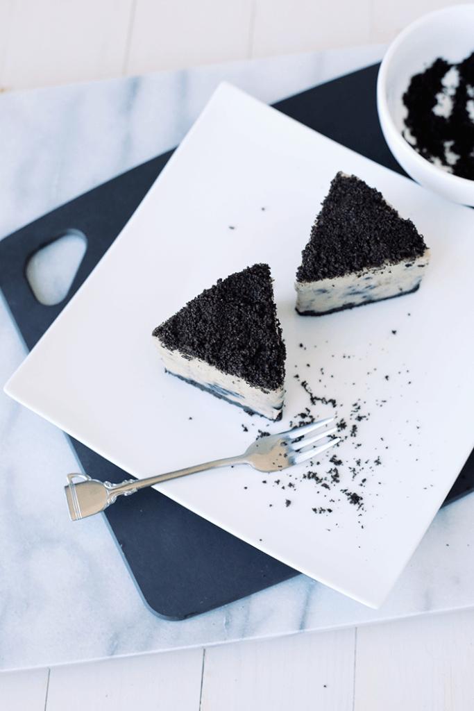 Vegan Oreo Cheesecake Recipe
