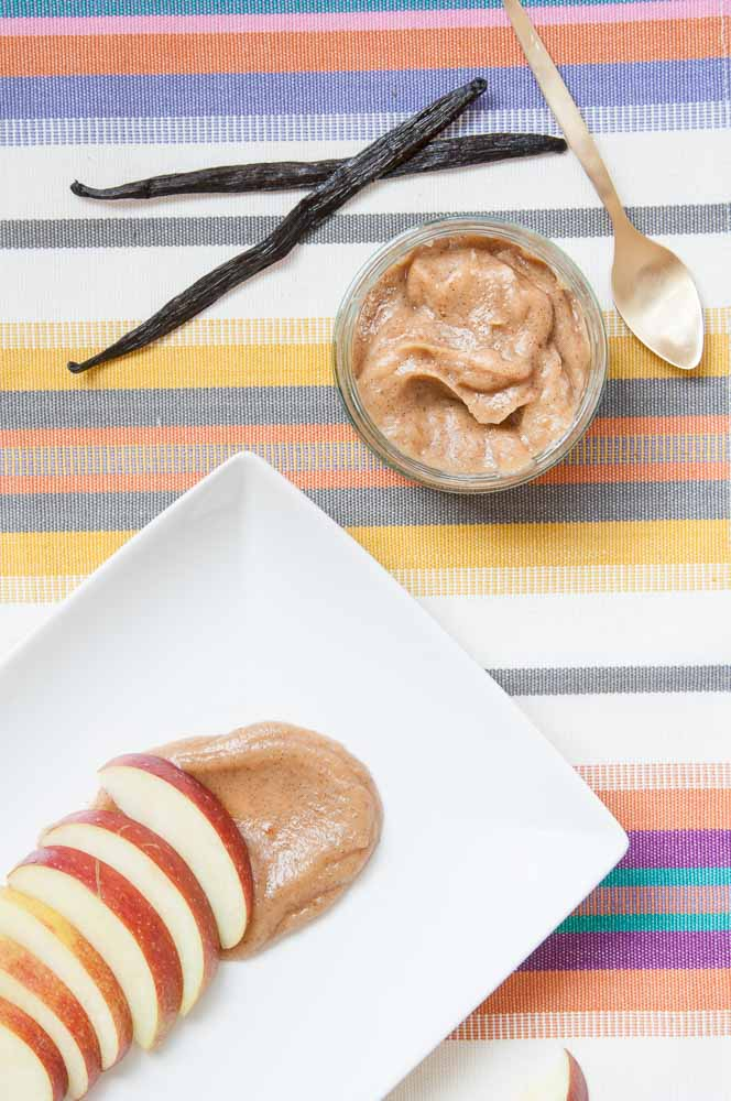 Healthy Caramel Dip Recipe - Vegan Family Recipes