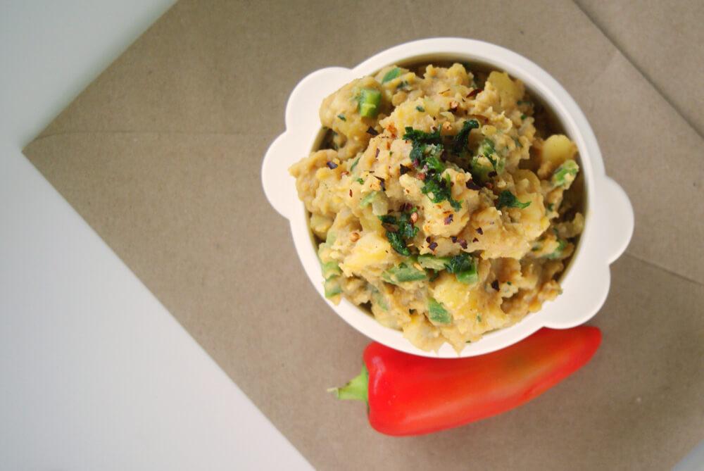 Curried Lentil Potato Stew Recipe