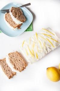 Vegan Lemon Cake Recipe - Vegan Family Recipes