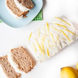 Vegan Lemon Loaf Cake