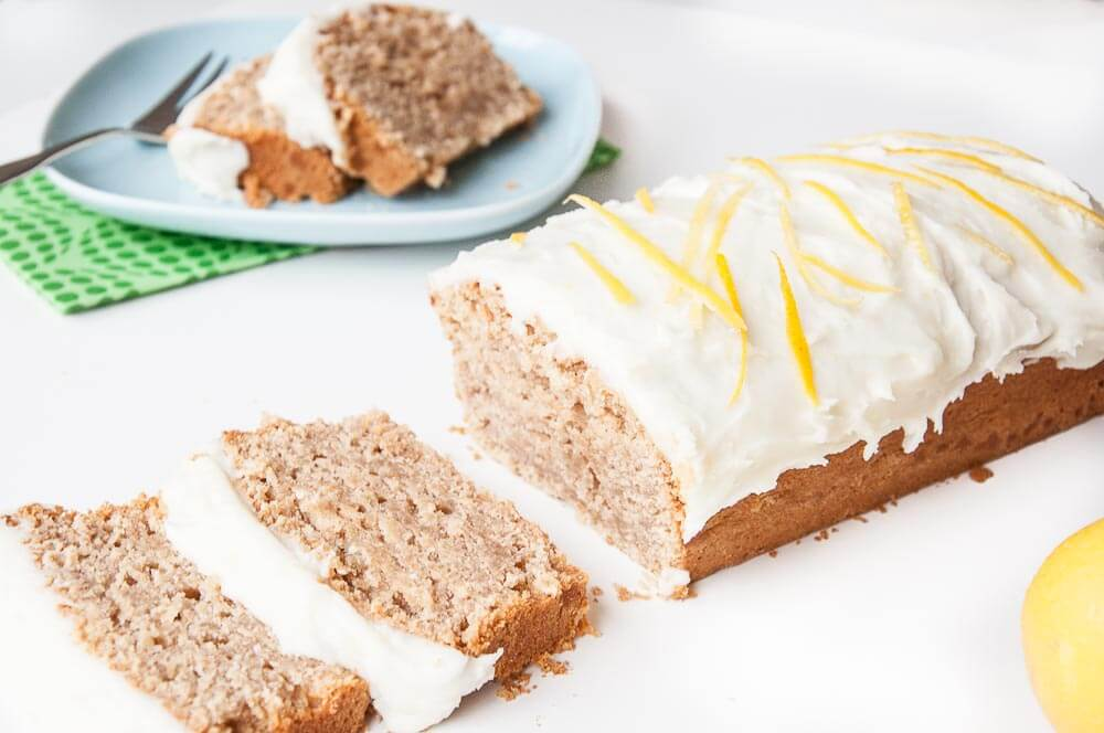 Vegan Lemon Loaf Cake Recipe - Vegan Family Recipes