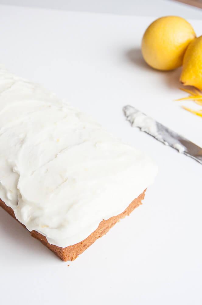Vegan Lemon Loaf Recipe - Vegan Family Recipes