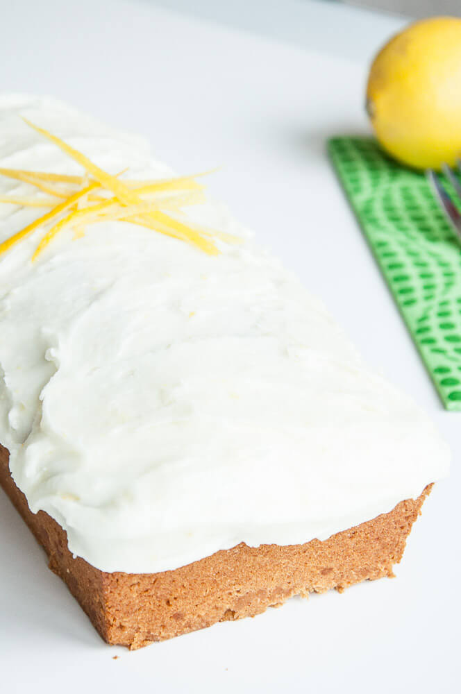 Vegan Lemon Loaf Cake Recipe - Vegan Family Recipes