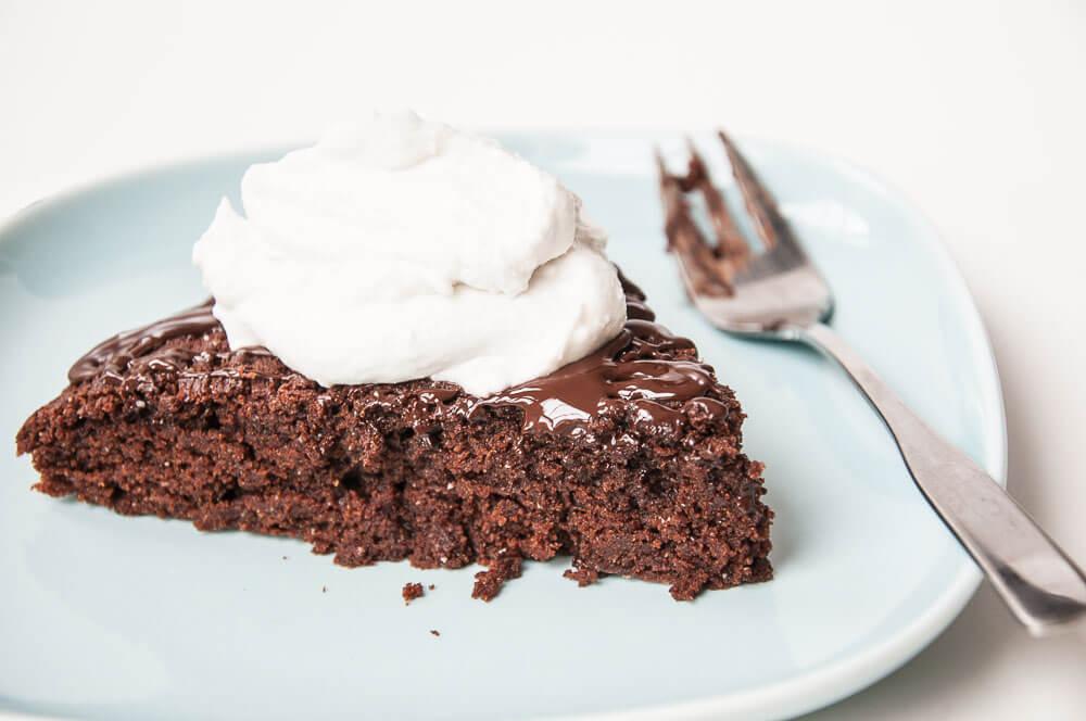 Healthy Olive Oil Cake Recipe - Vegan Family Recipes