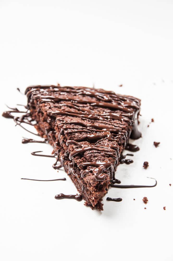 Chocolate Olive Oil Cake Recipe - Vegan Family Recipes