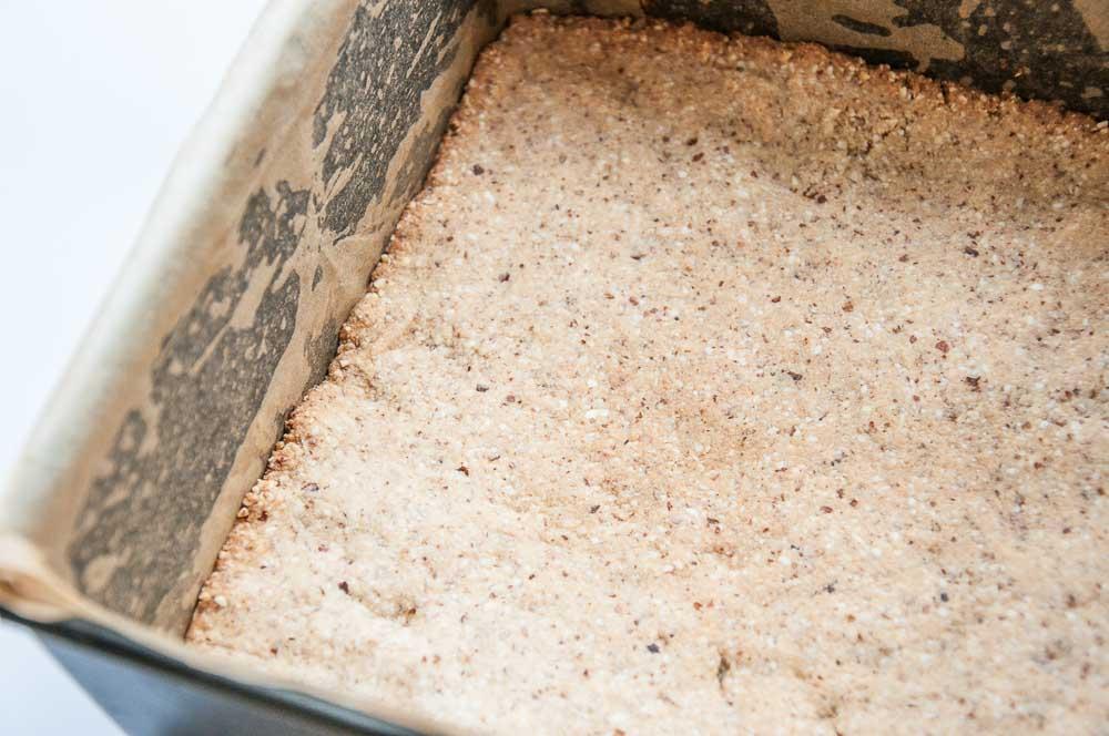 Coconut Flour Crust Base Recipe - Vegan Family Recipes