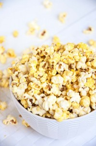 Vegan Cheese Popcorn Recipe - Vegan Family Recipes