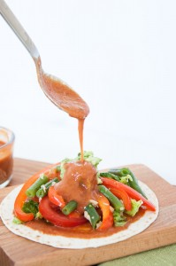 Homemade Taco Sauce Recipe - Vegan Family Recipes