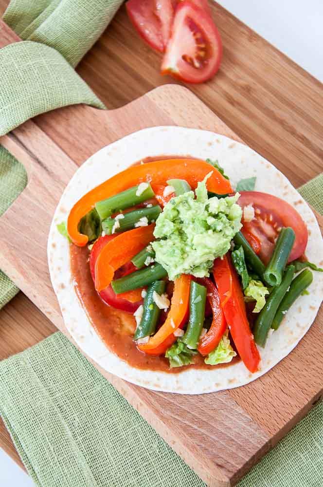 Veggie Tacos Recipes — Dishmaps