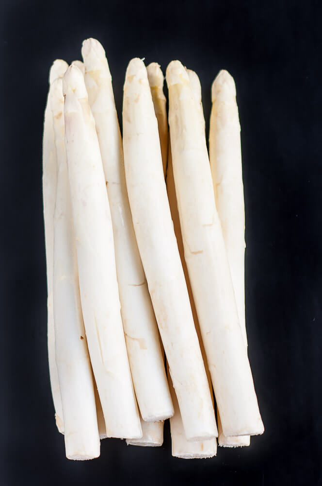 White Asparagus - Vegan Family Recipes