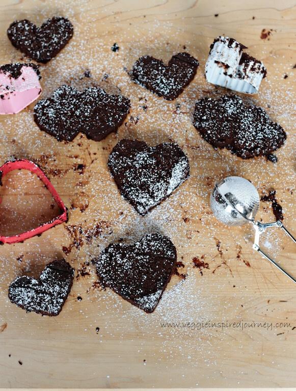 Vegan Black Bean Brownie Recipe - Vegan Coffee Dessert