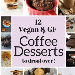 Best Vegan Coffee Desserts