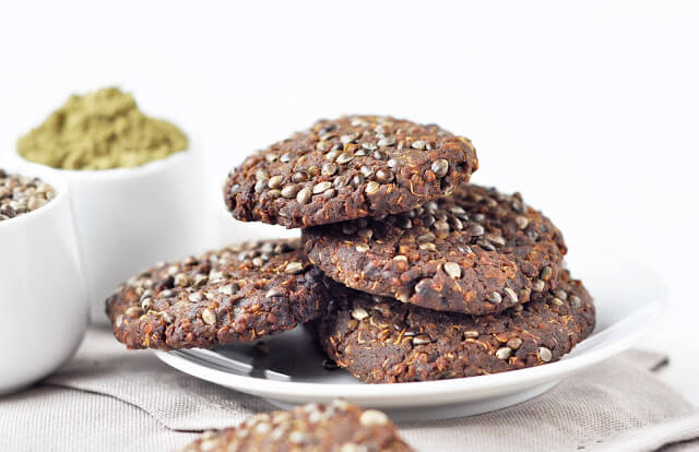 Quinoa Cookie Recipe - Protein Powder Recipes