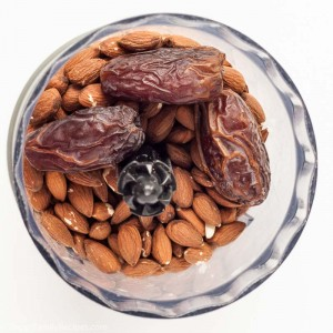 Almond Date Crust Recipe - Vegan Family Recipes