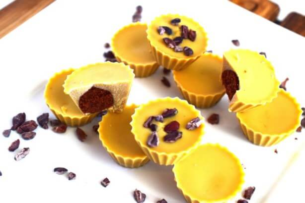Butter Cup Bites Recipe - Protein Powder Recipes