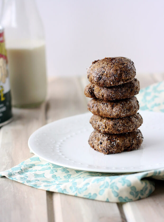 Vegan Coffee Cookies Recipe - Vegan Coffee Dessert