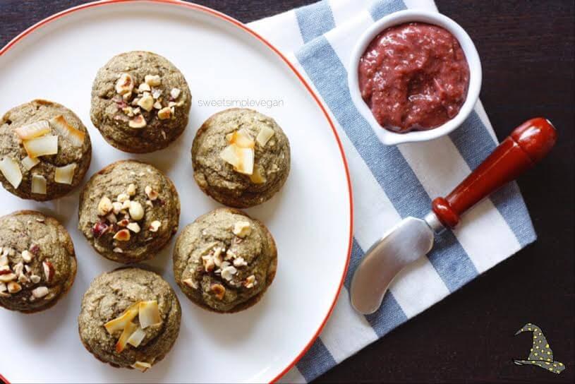 Chai Banana Muffins Recipe - Protein Powder Recipes