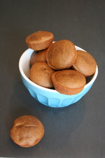 Coffee Banana Muffin Recipe - Vegan Coffee Desserts