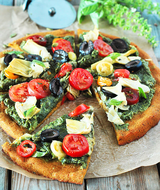 Vegan Pizza Diversity That Will Knock Your Socks Off