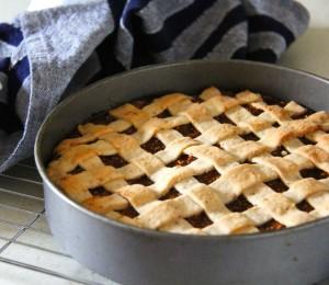 Fig-A-Licious Vegan Pie Recipe - Holiday Pie Round-up