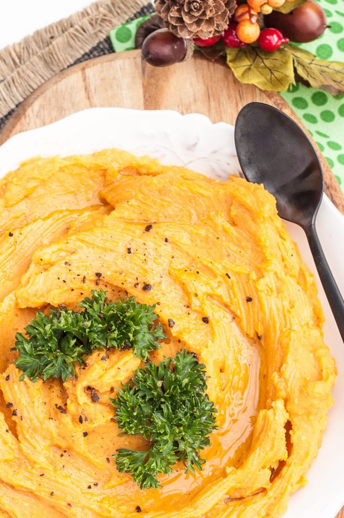 Healthy Mashed Sweet Potatoes Recipe - Vegan Family Recipes