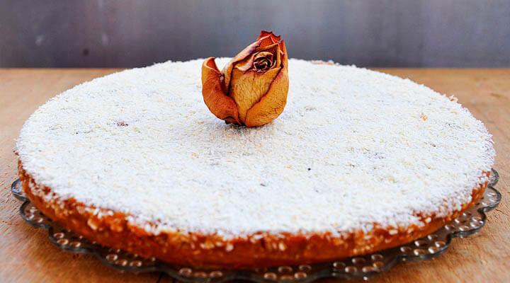Crustless Pumpkin Pie with Coconut Recipe - Holiday Pie Round-up