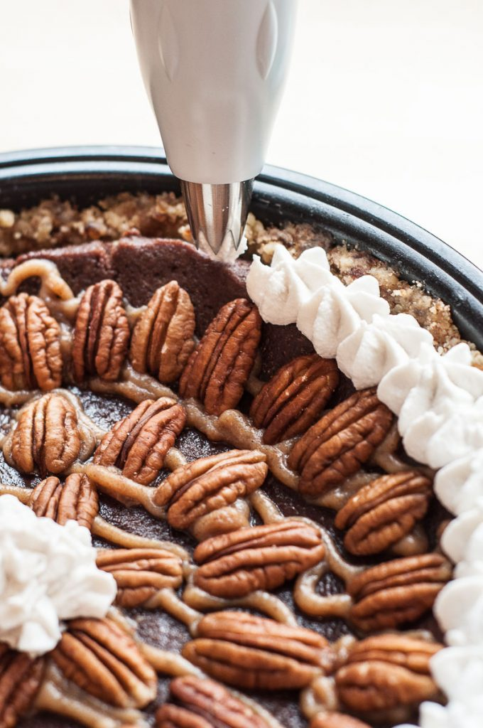 Whipped Coconut Cream Pecan Pie Recipes - Vegan Family Recipes