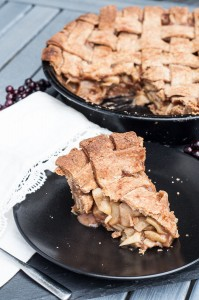 Vegan Apple Pie Recipe - Vegan Family Recipes
