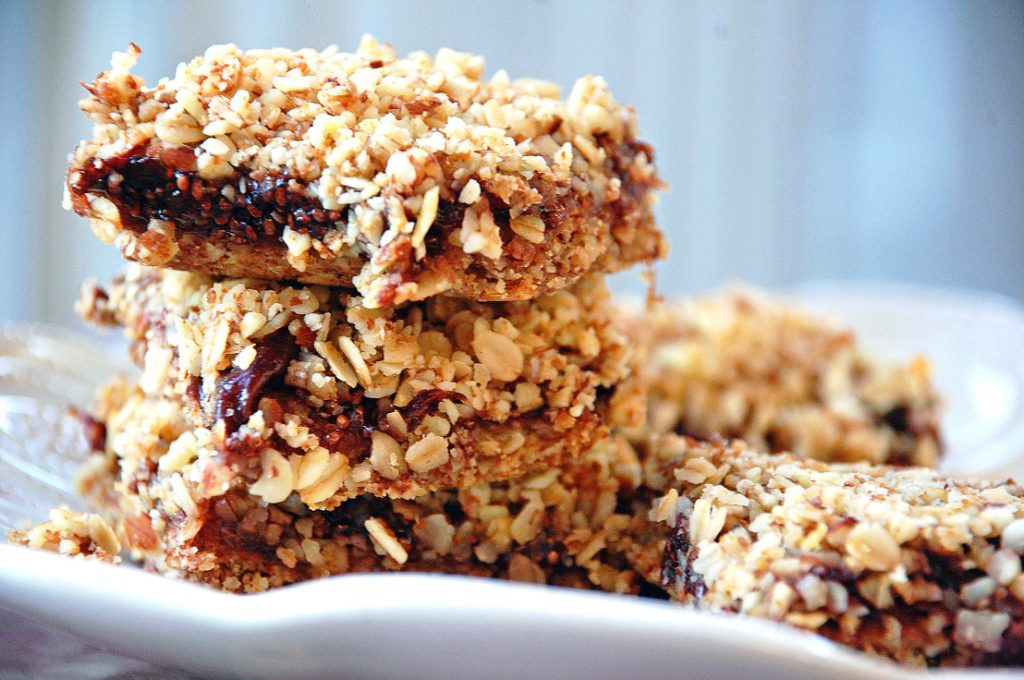 Cherry Bars Recipe - Vegan Thanksgiving Recipes Dinner Desserts